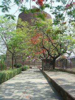 仏陀の歩いた道2・ダメーク・ストゥーバ