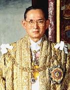 タイ プミポン国王