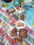 お誕生日会ピクニック