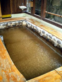 アルプス足湯2