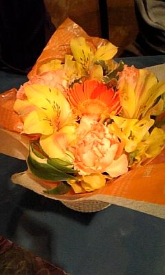 花束toヤマクミ