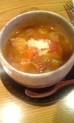 10種の野菜スープ