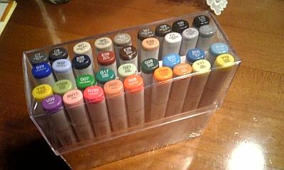 36色ペン