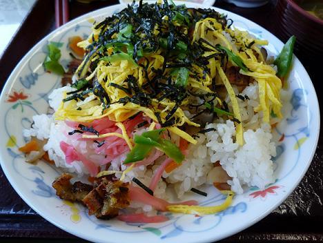 アナゴ寿司