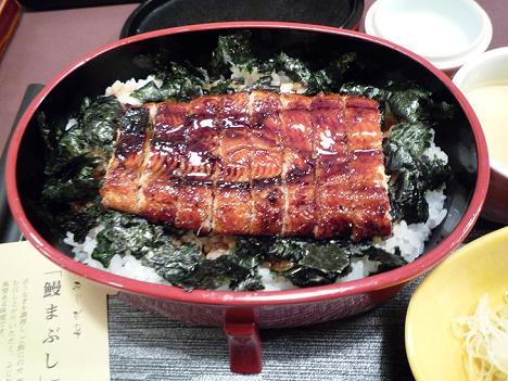 宍道湖夕食①