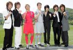 韓国代表サッカーチームの公式イメージソング6