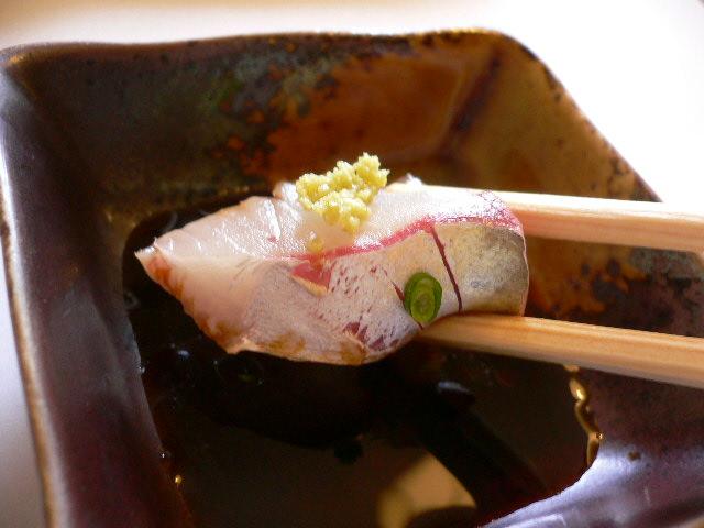 東京で喰う関鯖と味がまるで違うとですよ