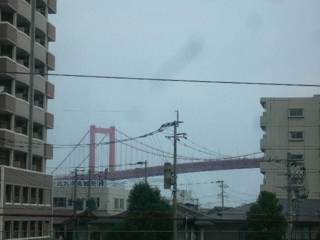 日本の金門橋@戸畑