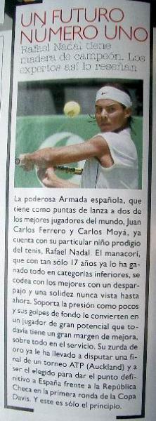 スペイン版ヴォーグ2004年4月号