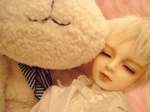 本当に夢のように美しいですよ、この子…。
