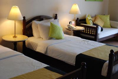 ビンタン島ホテル