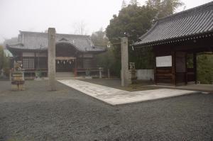 中間郷 郷社 山崎八幡神社