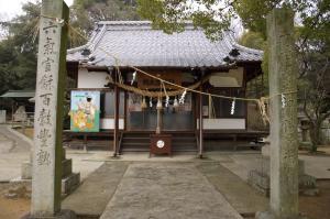 熊野神社(通称:桃太郎神社)