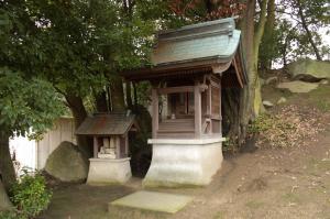 古宮(旧宇佐神社)