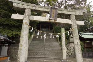 笠居郷 郷社 宇佐神社