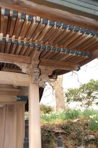 住吉神社の奥殿