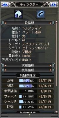 ★ステータス★