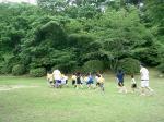 蛇ヶ谷公園ランニング