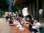 2006合宿BBQ