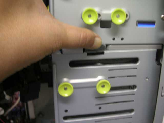 ハードディスク交換2