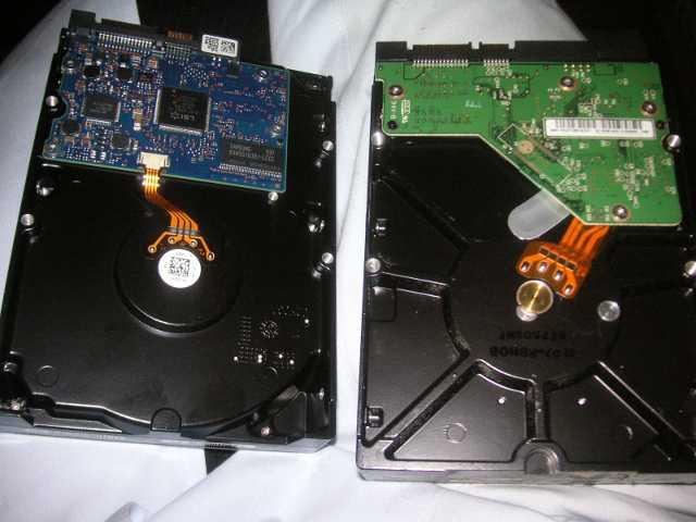 ハードディスク交換5