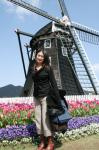 風車と私・1