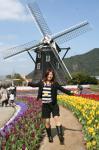 風車と私・2