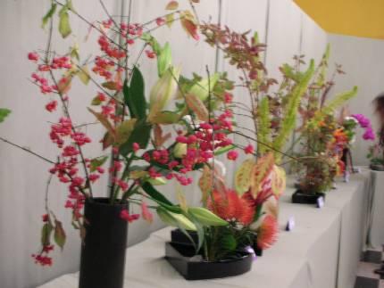お花の展覧会