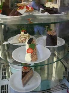 プラハのケーキ