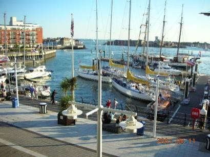 ポーツマス港