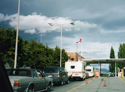 カナダ国境1