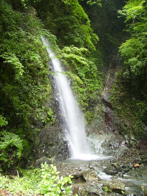 黒竜の滝82