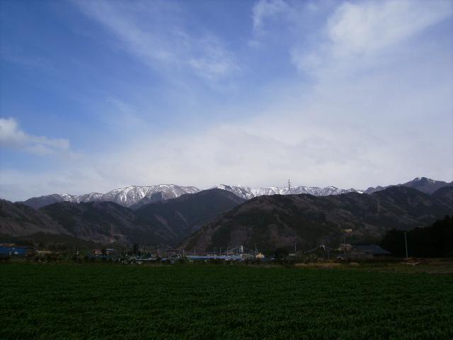 春雪の丹沢41