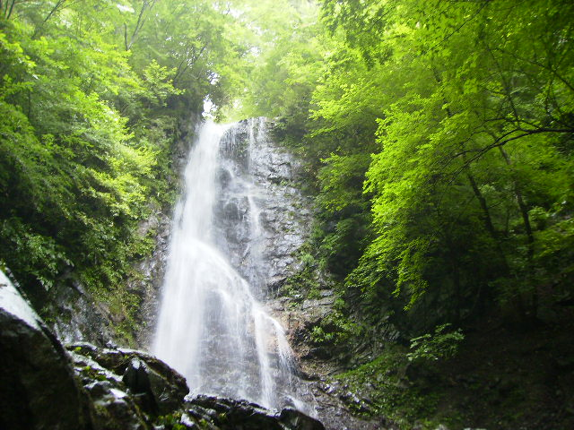 ミズヒの滝34