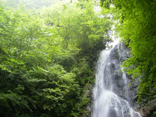 ミズヒの滝37