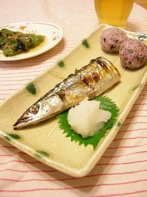 初秋刀魚1