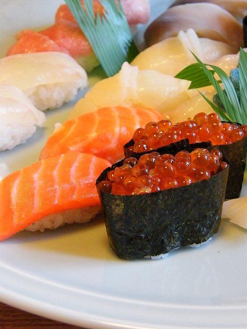 小樽でお寿司3