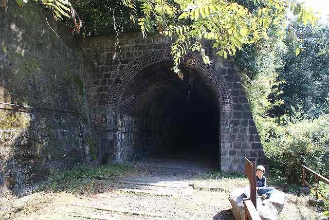 トンネル1