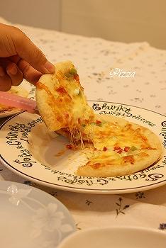 ミックルピザ