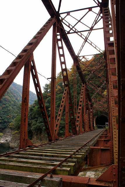昔使われていた鉄橋1