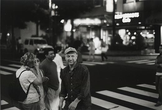 渋谷の観光客