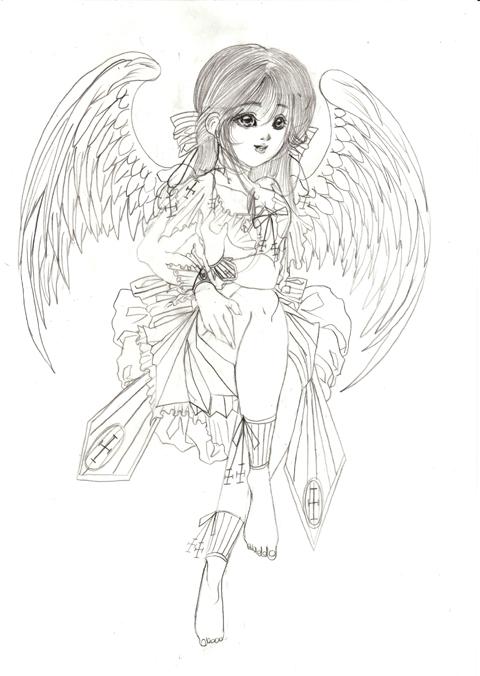 天使の微笑み(//^-^//)