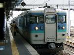 松本駅快速安曇野