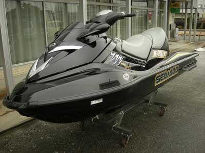 RXT オリジナル艇
