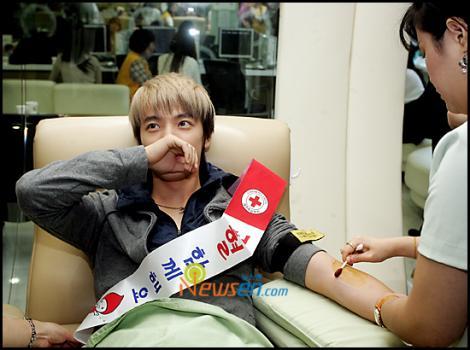 献血 17