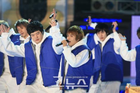 SBS歌謡 5