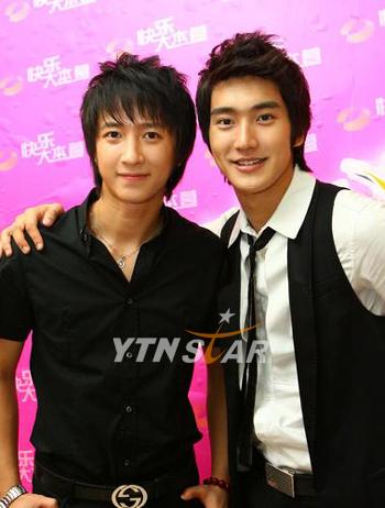 ハンギョン&シウォン