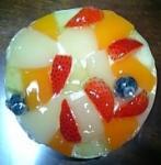 まるケーキ