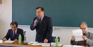 作州津山商工会理事会