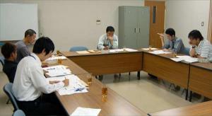 青年部久米支部全体会議19年6月8日